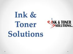 Ink & Toner Solutions is proud to offer our simple alternative to the often complicated and expensive full blown MPS (Managed Print Solution) programs out ther…   www.slideshare.net/JesiKa3/ink-amp-toner-solutions