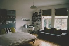 More of a guys room, but I like it