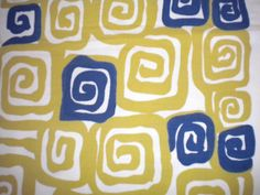Historically Modern: Quilts, Textiles & Design: Modern Print Monday: Russel Wright