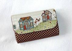 Peňaženka s domčekmi má veľký úspech :-)