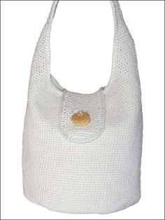 Sling Bag to Crochet