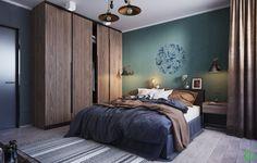 "Apartment ""Yakoviv"" on Behance"