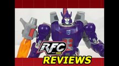 Open and Play Big Cannon (Not Transformers Galvatron) Review