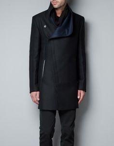 Mens coat | zara