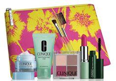 Clinique Makeup Kit 7 pc Pink