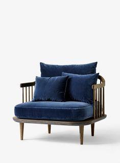 Fly chair by Space Copenhagen / lounge chair / lounge stol / lænestol
