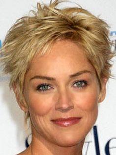 Smoking mature women hair styles square face grey