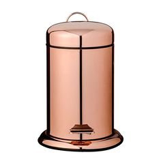 Holly's House - Copper Dustbin