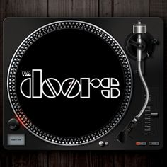 Available in red logo or white logo designs. Industry standard turntable slipmat with i