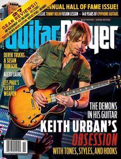 Keith Urban - Guitar Player