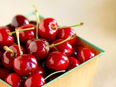 Chase away joint and headache pain with cherries--20 natural pain/problem cures you can find in your kitchen!
