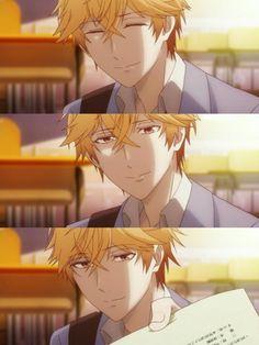OMG his smile ♡♡