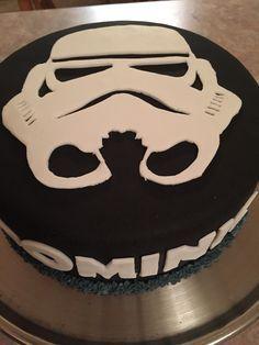star wars stormtrooper cake - Buscar con Google