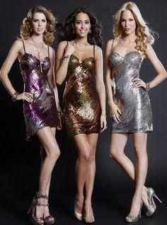 Scala designs short sequined designer dress. Fully sequined sweetheart neckline dress wit short skirt great for club wear!