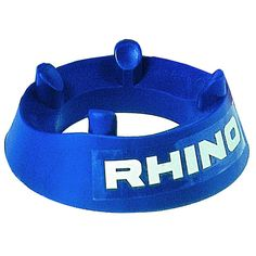 Fixed rugby kicking tee in blue. $9.95