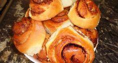 Kakaós csiga (Darázsfészek) recept Hot Dog Buns, Hot Dogs, Pretzel Bites, Bread, Food, Brot, Essen, Baking, Meals
