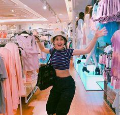 Somi in Japan Jeon Somi, South Korean Girls, Korean Girl Groups, Oppa Gangnam Style, Kpop Outfits, Airport Style, Ulzzang Girl, Girl Crushes, Kpop Girls