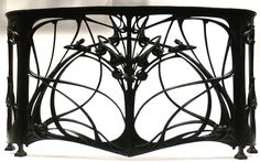 Hector Art Nouveau interior | Guimard-1 - Art Nouveau - pirhouette - Photos - Club Doctissimo