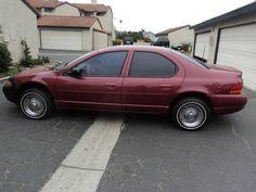 Used 2000 Dodge Stratus for Sale ($4,500) at Oxnard, CA Dodge Stratus, Chrysler Sebring, Oil Change, Exterior Colors, Mopar, Colorful Interiors, Exterior Paint Colors