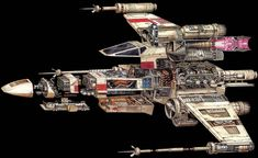 T-65C-A2 X-wing