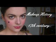 Makeup History: 17th century