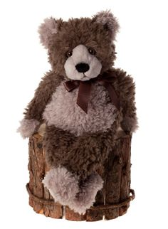 Manufactured Charlie Bears Merlot Bear A Great Variety Of Models