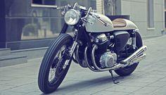 ElGato Honda CB750 Cafe Racer > Constructeur : Honda | Supercharged