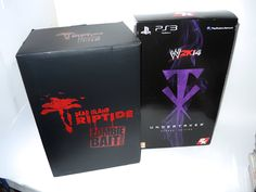 2 Collectors Editions for PS3
