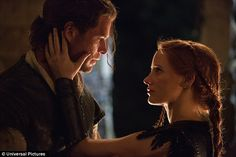 Prequel: Chris Hemsworth returns as The Huntsman, who breaks the Ice Queen's cardinal rule...