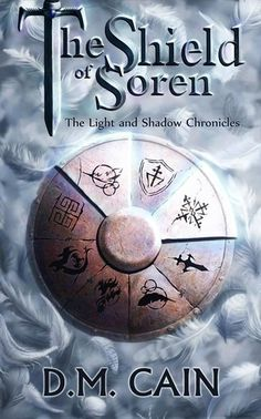 Cover Reveal: The Shield of Soren