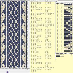 35 tarjetas, 2 colores, repite cada 40 movimientos  // sed_69 ༺❁
