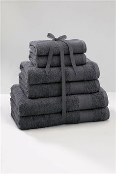 Buy Charcoal Towel Bale from the Next UK online shop