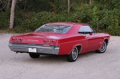 Immaculate Unrestored 1965 Chevrolet Impala SS Shows Just Miles - Hot Rod Network Chevrolet Impala, 1965 Chevy Impala, Chevrolet Caprice, Retro Cars, Vintage Cars, Antique Cars, Classic Trucks, Classic Cars, Impala Ss For Sale