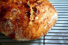 Dear Lauren, Love Mom: crusty no-knead bread