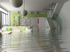 Basement: Basement Flooding Groundwater And Basement Flooding What To Do Also Basement Flooding Insurance from 4 Effective Ways to Prevent Basement Flooring