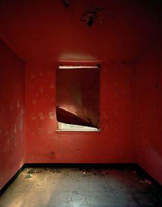 From the series Abandoned, taken in North Philadelphia Jeffrey Stockbridge (2005 – 2008)