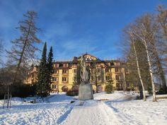Grand Hotel in Starý Smokovec