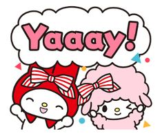 Melody Hello Kitty, My Melody Wallpaper, July 6th, Line Sticker, Stickers, Red Riding Hood, Sanrio, Piano, Friendship