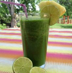 Nutrient-Rich Vegetable Smoothie: This immune-boosting powerhouse is rich in vitamins A, C, and K, and it's also a rich source of minerals, namely iron and manganese.