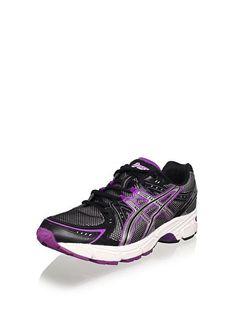 Asics Galaxy Gel Purple Running Shoes! $33 at MYHABIT!