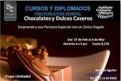 Chocolates y Dulces Caseros / ICUM / Monterrey