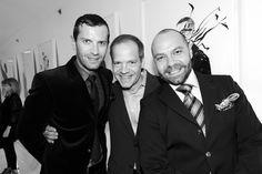 Series Three New York Givaudan Perfumers     Yann Vasnier, Stephan Nilsen, and Rodrigo Flores-Roux
