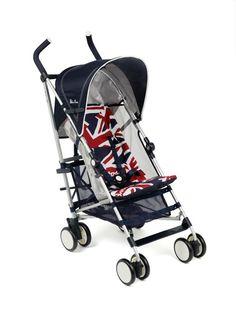 #Union_Jack stroller