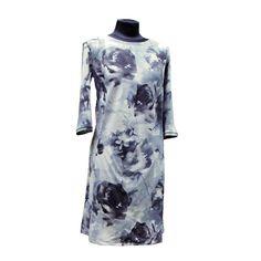 """Tsunami Tuniko šaty """"Gray rose"""" šedé vel.50-52"""