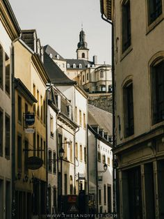 Luxembourg Travel Guide: Our Favourite Things To Do In Luxembourg - The Sandy Feet