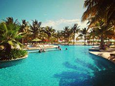 You deserve a #vacation. Mereces unas #vacaciones. #RivieraMaya #resort #Mexico