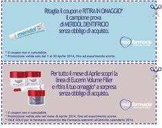 Campioni omaggio Meridol e Eucerin da MiaFarmacia - http://www.omaggiomania.com/campioni-omaggio/campioni-omaggio-meridol-eucerin-miafarmacia/