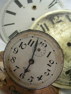 Old clocks   ...