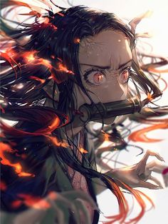 Demon Slayer: Kimetsu No Yaiba manga online Manga Anime, Anime Demon, Manga Art, Cool Anime Wallpapers, Animes Wallpapers, Wallpaper Wallpapers, Anime Shop, Tamako Love Story, Estilo Anime