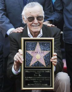Stan Lee, turned 90 years YOUNG on December 28, 2012 ...a real, Super-Hero!
